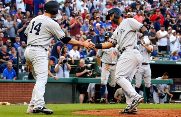 Yankees hit insane new heights with record home run stretch