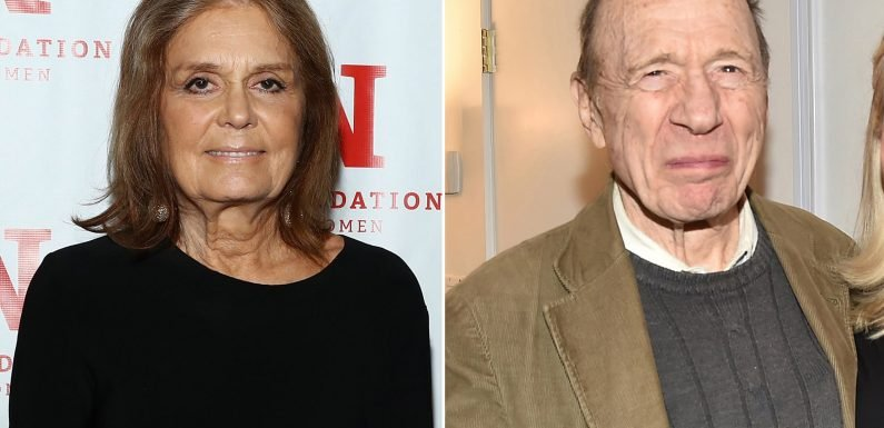 Gloria Steinem teams up with Anthony Haden-Guest to battle sex trafficking