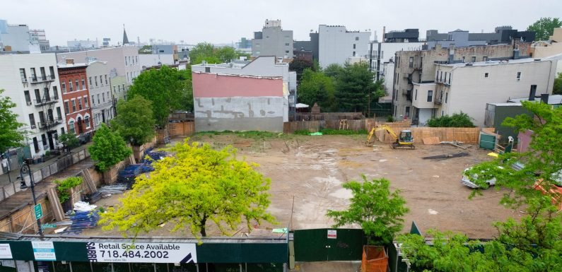 Residents say this flood-prone lot in Brooklyn is now a 'breeding ground' for mosquitoes