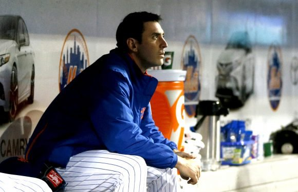 What Mets players had to say about Matt Harvey's departure