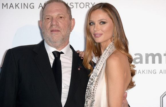 Georgina Chapman speaks: I was so naive about Harvey Weinstein