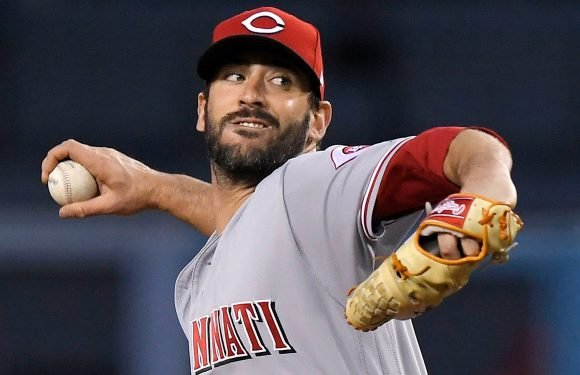 Matt Harvey puts up zeroes in first game away from the Mets