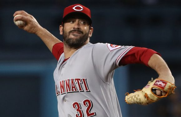Reds hint that Matt Harvey should still have his bag packed