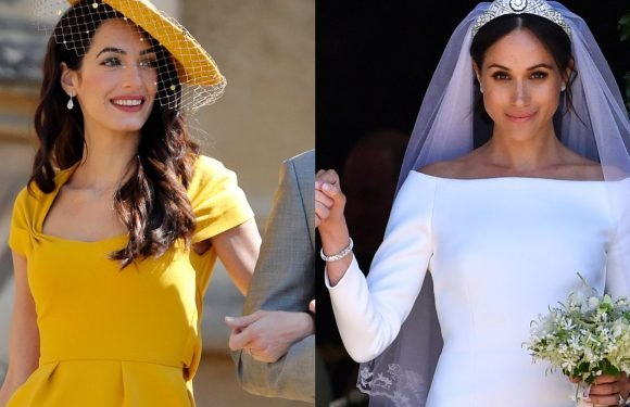 Amal Clooney Is Helping Meghan Markle Adjust to Her New Life in London and They're BFF Goals