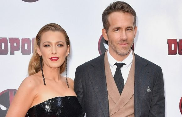 Ryan Reynolds Just Gushed Over Blake Lively in the Most Adorable Way