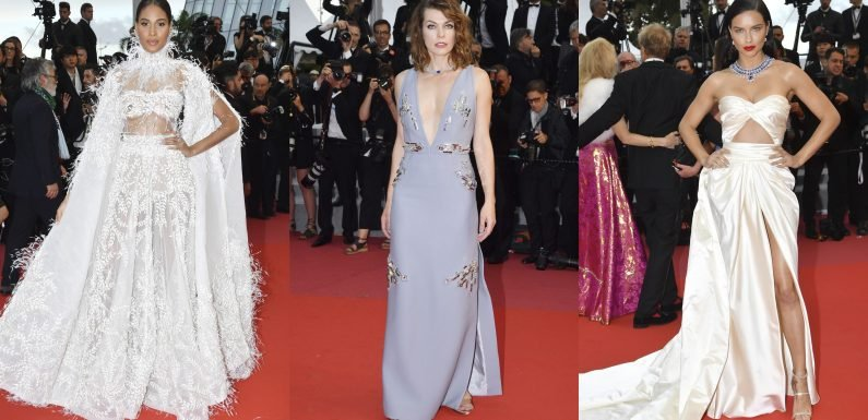 The Most Glamorous Looks from Day 9 of Cannes