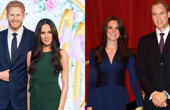 Meghan Markle Just Became the Latest Royal to Get a Wax Figure and It's Spot-On