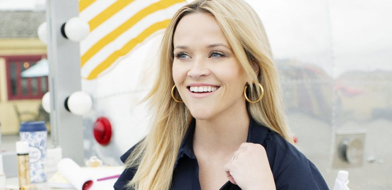Reese Witherspoon Teases 'Big Little Lies' Season 2 While Flaunting Draper James