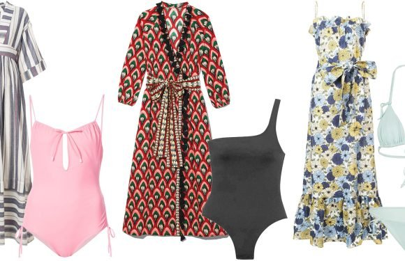 10  Swim and Cover Up Combos Perfect For Summer