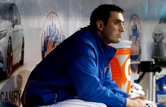 Mets GM and players are sick of Matt Harvey's partying