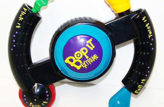 Someone's made a Bop It! themed sex toy… and it's left us lost for words
