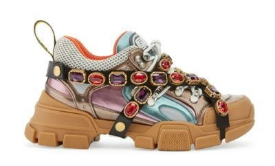 Infinity Stones Gucci Sneakers, Avengers, Chunky Shoe Trend 2018