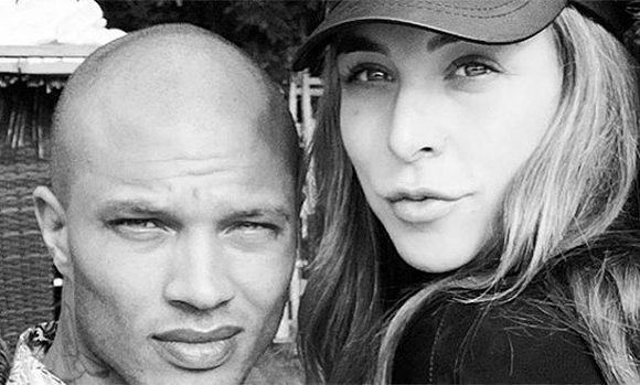 Chloe Green Shows Off Giant Bump & PDAs With Jeremy Meeks On Yacht With Kris Jenner — Pics