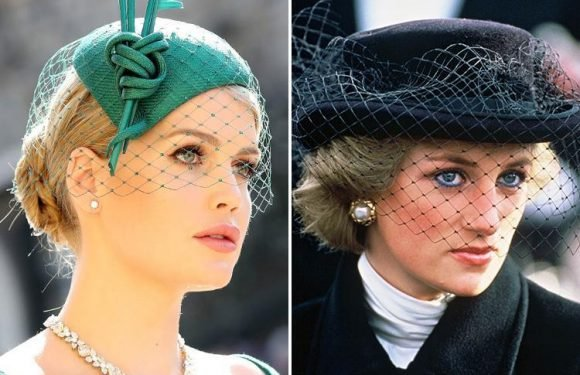 Kitty Spencer looks just like her aunt, Princess Diana, and people are stunned