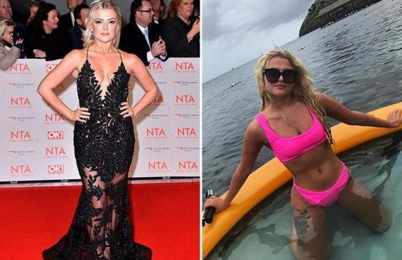 Coronation Street's Lucy Fallon reveals crippling body confidence issues and signs up to a personal trainer to feel better about herself