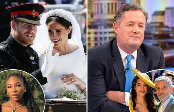 Piers Morgan blasts Royal Wedding and says 'it smacked of ruthless social climbing'