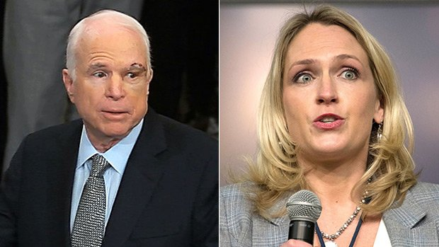 John McCain Mocked For Dying: How Would You Feel If Your Sick Dad Was Dissed?