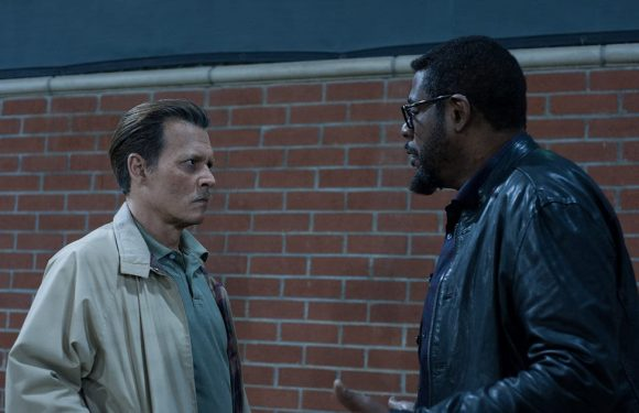 Johnny Depp Investigates Notorious B.I.G. and Tupac Death Conspiracy Theories in 'City of Lies' Trailer