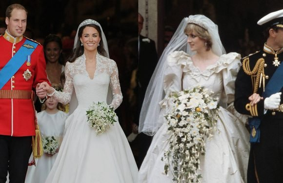 8 Royal Wedding Dress Traditions That Brides Follow