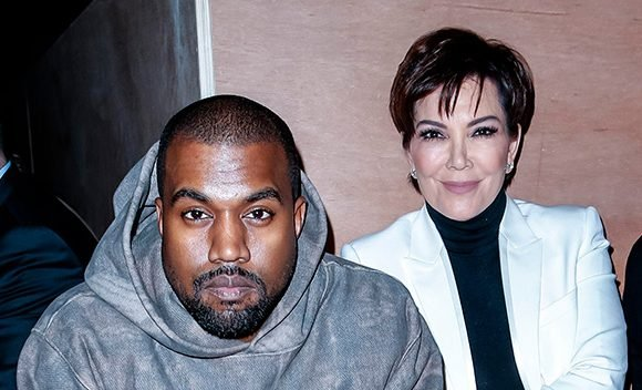 Kanye 'Doesn't Listen' To Kris Jenner & She's 'Freaking Out' About Him Hurting Kardashian Brand
