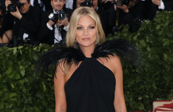 Inside Kate Moss' comeback at the Met Gala