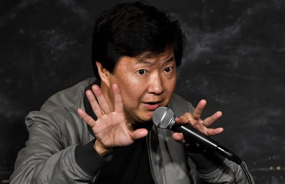 Ken Jeong is getting a stand-up comedy special on Netflix