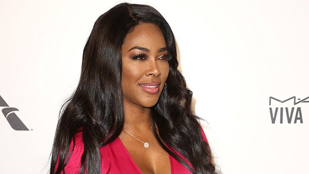 'RHOA's Kenya Moore Debuts Her Baby Bump After Announcing She's Pregnant At 47 — See Pic