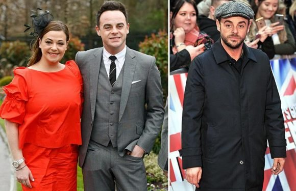 Ant McPartlin and Lisa Armstrong 'are divorcing' amid reports she's supporting him in post-rehab recovery