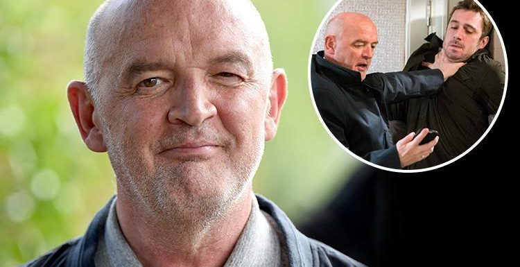 Coronation Street's Connor McIntyre reveals fan told him he's 'ruined' the soap after dark performance as killer Pat Phelan