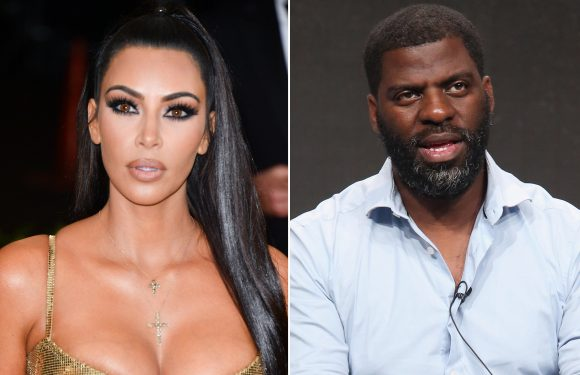 Kim Kardashian defends Kanye from collaborator's claim he 'abandoned' charity