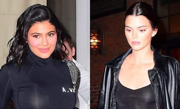 Kylie Jenner Stuns In Skintight Outfit That Gives Off Major Catwoman Vibes While Out With Kendall