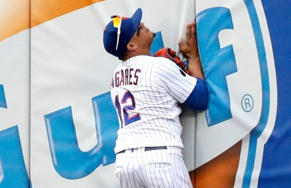 Juan Lagares likely done for season