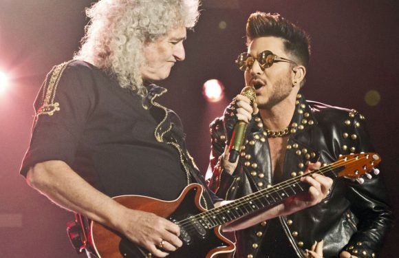 Queen + Adam Lambert are going to show off their Crown Jewels at a Las Vegas residency