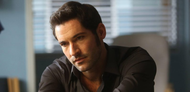 "Tom Ellis appears on Newsnight to #SaveLucifer and says Netflix or Amazon is ""obvious"" choice for show"