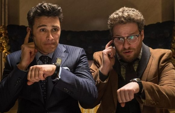 Seth Rogen says he'll still work with James Franco after sexual misconduct claims