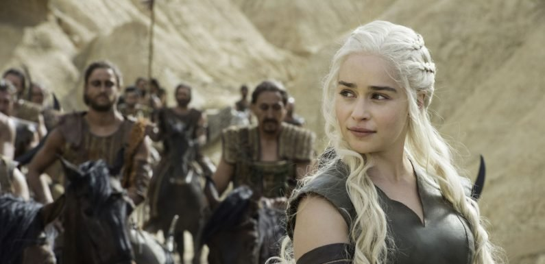 Emilia Clarke says Daenerys's final Game of Thrones scene 'f**ked her up'