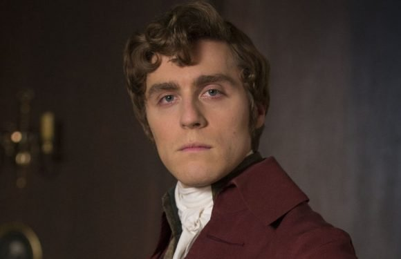 """Poldark's Jack Farthing: """"There's contentment for George Warleggan… and then things start to go wrong"""""""