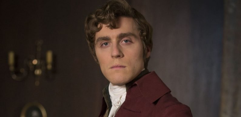 "Poldark's Jack Farthing: ""There's contentment for George Warleggan… and then things start to go wrong"""