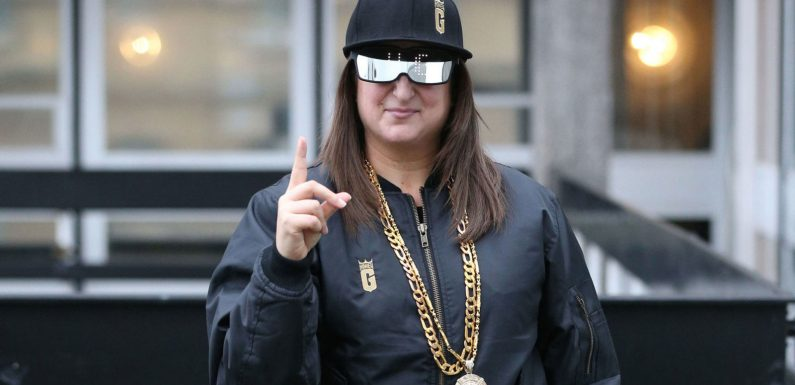 X Factor star Honey G reveals huge weight loss after new diet