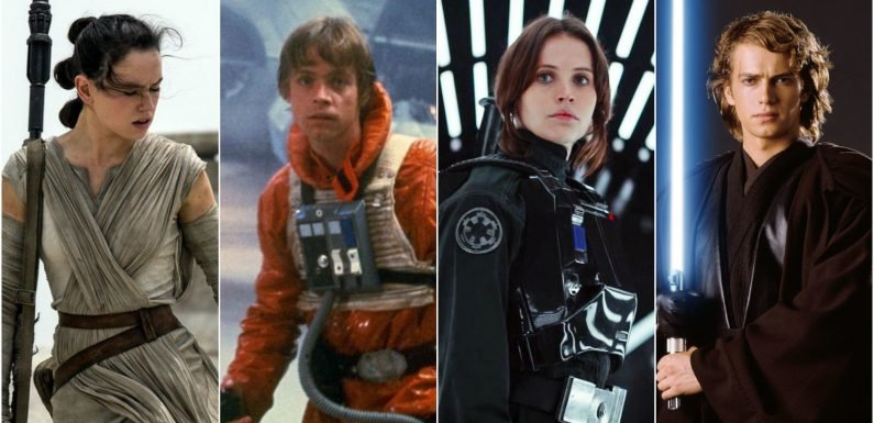 All 9 Star Wars films, ranked –which is the best of the best?