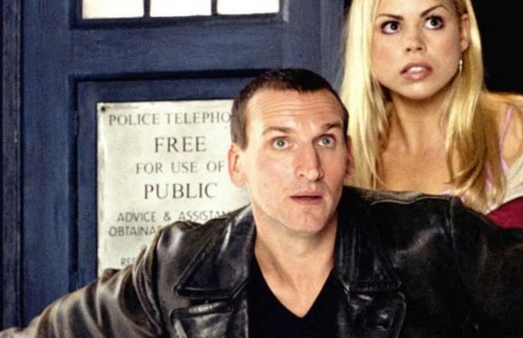 Russell T Davies reveals the scene he wishes he could change in Doctor Who's 'Rose'