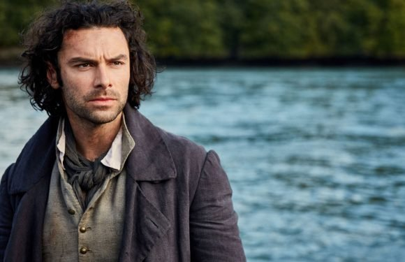 """Aidan Turner says Poldark series 5 """"might be the last one"""" – but the show could """"come back in 10 years"""""""