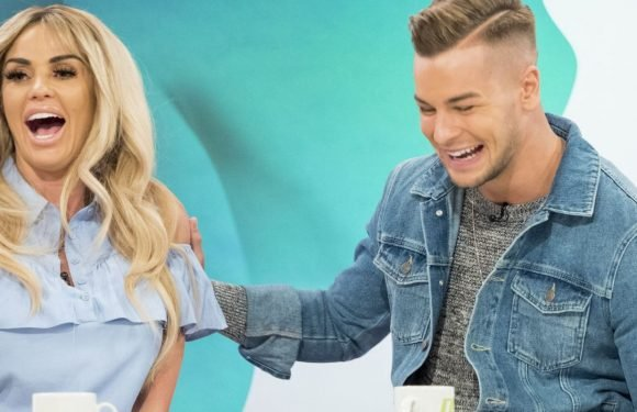 Love Island's Chris Hughes says he and Katie Price are 'good friends' after text flirt feud