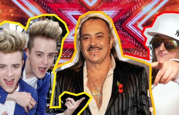 Where are our favourite X factor joke acts now? From Honey G to Wagner
