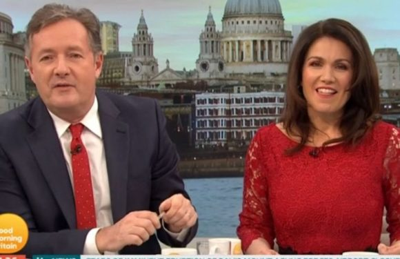 Good Morning Britain's Piers Morgan says men shouldn't take pay cuts for gender equality