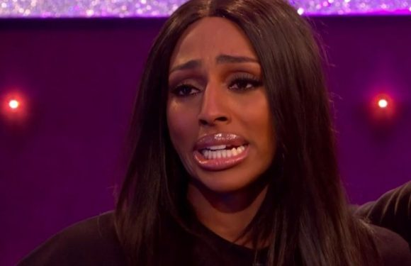 Strictly Come Dancing's Alexandra Burke reveals she almost quit the show following online abuse