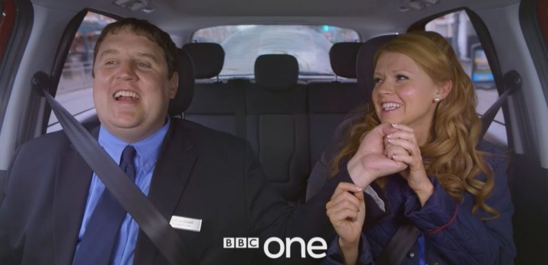 Here's when the final ever episode of Peter Kay's Car Share will air on BBC One