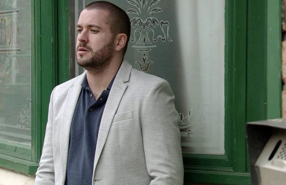 Coronation Street airs Aidan Connor's final scenes tonight as Shayne Ward bows out in a tragic storyline
