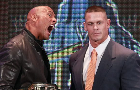 WWE's John Cena tag-teaming with Dwayne Johnson for movie version of The Janson Directive