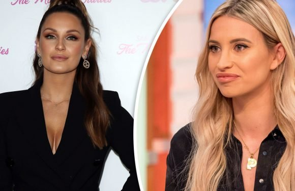 Ferne McCann reveals why she went against Sam Faiers as she addresses their feud